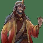 アラビアンナイト, 王, king